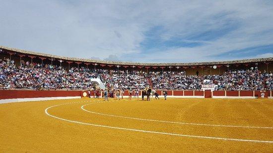 Plaza de toros Baeza